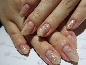 アンジェリーク ネイル(angelique nail)/ジェルネイルan-50☆¥8,208
