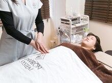 プライベートサロン ムラカミ(Private Salon MuRaKaMi)の雰囲気(冷えや便秘、むくみ、肌荒れの改善に!!自律神経の調整にも◎)