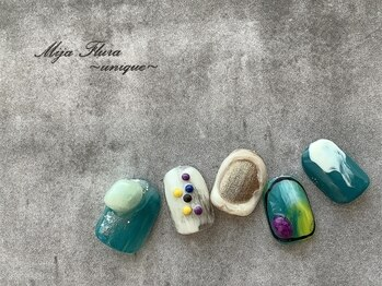ネイルサロンミハフルーラ 池袋店(Mija Flura)/ユニーク I507UN