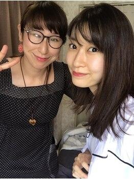 ルポルテ 自由が丘店(reporter)/橘美緒さんご来店