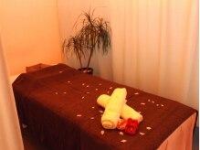 リフレシングサロン 元気庵(refreshing salon)の雰囲気(ベッドはカーテンで仕切られ、ゆったり個室気分に♪)