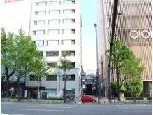 ビューティースペースリアン(Beauty Space Lien)の雰囲気(御堂筋通りに面したビルの5Fで駅からも便利です。)