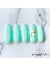 グランドゥア(Grand dua)/選べる定額ハンドネイル ¥5500