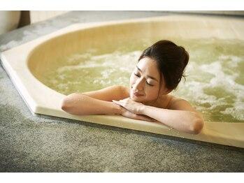 レディーススパアンドエステ テフ ホテル阪神(TeF)の写真/自粛疲れされていませんか?息抜きにホテルでフェイス&ボディ1Dayプラン70分¥7,700で癒されましょう☆
