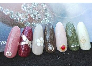 エスダイヤモンドネイル(S diamond nail)