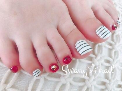 スワニーネイル(Swany nail)の写真