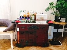 アトリエ ムスビ(atelier musubi)の雰囲気(日々のストレスや喧騒を忘れて。。貸し切り空間でゆったり♪)