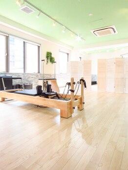 ピラティスグリーン 池袋店(Pilates Green)/スタジオ風景