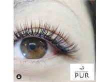 アイラッシュデザイン ピュール 鯖江店(Eyelash Design PUR)/バインドロック