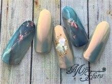 ホームネイルサロン 戸田 ミハ フルーラ(Home Nail Salon Mija Flura)/スタンダード I533ST