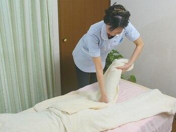 ボディケア リリースの写真/完全個室&女性専用サロン☆知識・経験豊富な女性セラピストによる施術!お気軽に何でもご相談下さい。