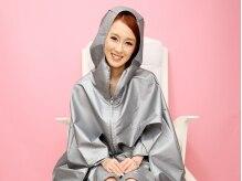 ヨサパーク 雲母(YOSA PARK)の雰囲気(頭から専用のケープを被って全身温浴!免疫力アップに!)