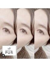 アイラッシュデザイン ピュール 鯖江店(Eyelash Design PUR)/フラットマットラッシュ
