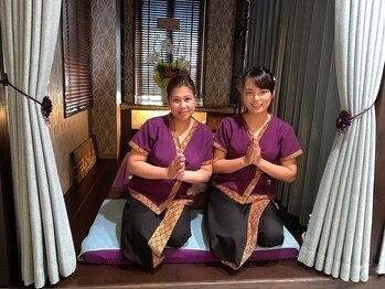 チョーファ(Chorfa)の写真/本格タイ古式フットマッサージで、蓄積した足の疲れ/だるさ/血行不良/むくみをスッキリ改善!【35分¥3000】