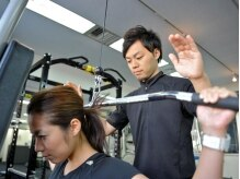トップワークスボディ 神戸元町店(Top Works Body)の雰囲気(マンツーマントレーニングなので無駄なく最短で理想のBodyへ!)
