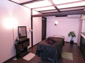 ポルタ(PORTA)の写真/完全個室の安心・安全な施術を心掛けております♪ゆったりとした空間の中で癒しのひと時を☆店内除菌徹底◎