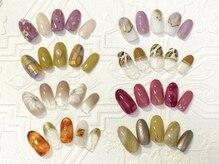 アイラッシュ ビューティー ラボ モナ(MONA)の雰囲気(定額ジェルネイル5500円から♪数十種類の中から選べます)