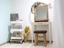 アイラッシュ スーベニール(souvenir)の雰囲気(施術場所はマンションの一室で個室の空間になっています)