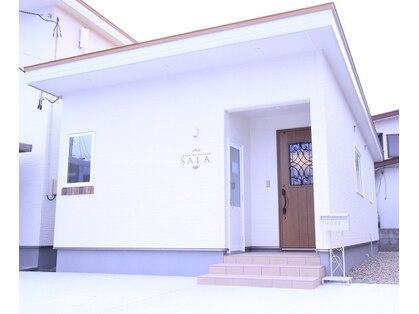 salon de beaute SALA 【サロンドボーテ サラ】