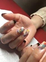 サンネイル(sunnail)/お花ネイル