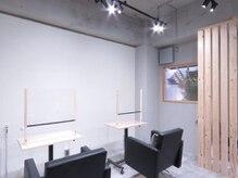 8(HACHI)の雰囲気(シンプルな落ち着いた空間でオシャレなネイルを楽しめます♪)