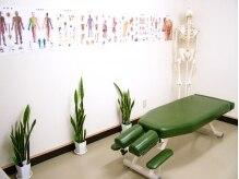片平整体療術院の雰囲気(清潔感溢れる明るい店内で、お寛ぎ頂けます。)