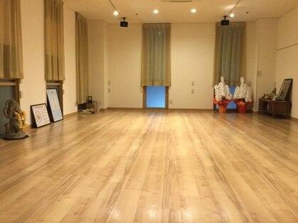 Yoga room Kamala