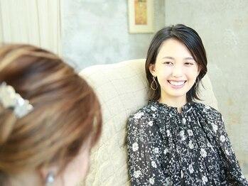 イーヨー 姪浜駅南店(Eyore)の写真/《初めての眉毛脱毛・まつげパーマはEyoreで!》学生さんから50代の方まで幅広いお客様に来て頂いています♪