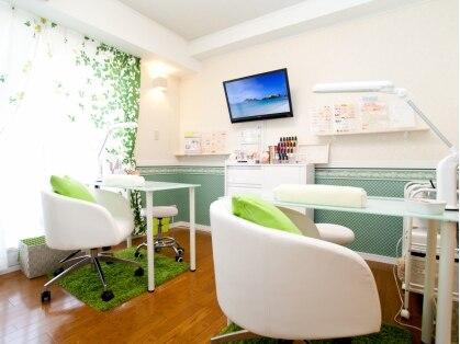 ネイルサロン キャスコート(nail salon Cath Coat)の写真