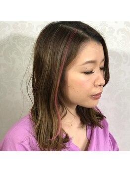 モアソシア/新メニュー!ヘアプラス・髪増毛