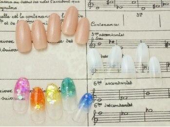 ネイルサロン キャンディネイル(Candy Nail)/スカルプシンプルコース¥6480