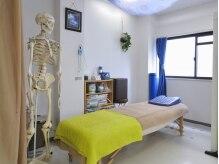 酸素カプセル サンアンドさん(SAN&)の雰囲気(整体で身体を調整して、「やりたいこと」ができる身体に!)