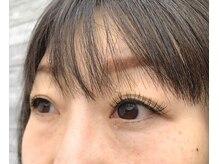 パールアイラッシュ(Pearl eye lash)/Cカール 真ん中12、目尻13