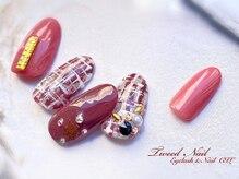 シル 本町店(CIL)/tweed nail *