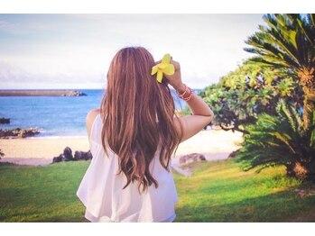 ラポールヘアリゾート(Rapport Hair Resort)の写真/【卒業出来る最新美肌脱毛】顔、VIO含む全身メニュー有り!!都度払いもOKなサロンです♪