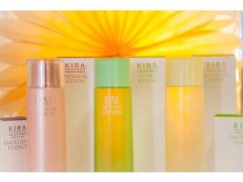 キララ ビューティーサロン(KIRARA)/エステお肌に優しい化粧品