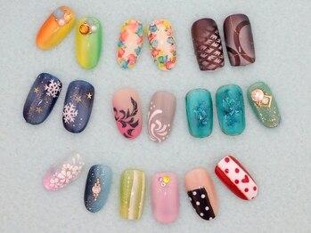 ネイルアンドビューティー イヴ(nail&beauty Eve)/