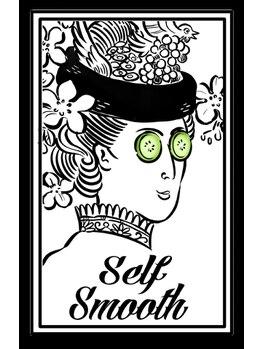 セルフスムース 心斎橋店(Self Smooth)/ロゴに女性が加わりました