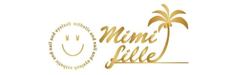 ミミフィール(mimi fille)のサロンヘッダー