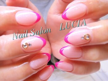 ルシア(Nail Salon LUCIA)/★シンプルコース★