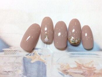 パラジェル登録サロン Millie ainee Eyelash&Nail-池袋-_デザイン_05