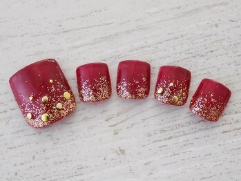 W's Beauty room Nails【ダブリューズビューティールーム ネイルズ】_デザイン_10
