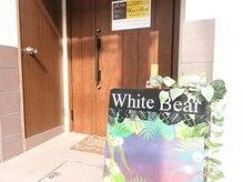 ホワイト ベアー(WHITE BEAR)の雰囲気(入り口)