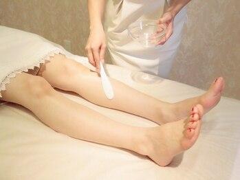 美肌脱毛 ハーブトリートメント専門店 ラリンラボーテ(Larin la beaute)の写真/【VIO脱毛初回1回¥3900】丁寧なカウンセリング&清潔な空間♪腕・脚などパーツ脱毛の組み合わせも◎