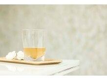 キララ ビューティーサロン(KIRARA)/キャビリポ痩身はお茶で効果up