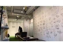 ネオミーライフ 広尾店(NEO ME LIFE)の雰囲気(落ち着いた雰囲気でリラックスして施術を受けれます!!)