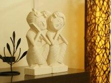 脱毛サロン ガーネッシュ(Ganesh)の雰囲気(バリ風の店内は落ち着きます♪)