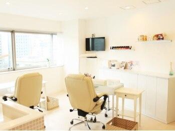 ネイルサロン べルフ(nail salon Verf)(兵庫県神戸市中央区)