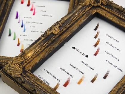 エスプレッソ アイビューティーアンドネイル 新宿(Espresso eyebeauty&nail)の写真