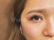 シェア(share)の詳細を見る